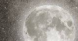 Lune et Cactus