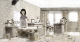 la chambre de Laura